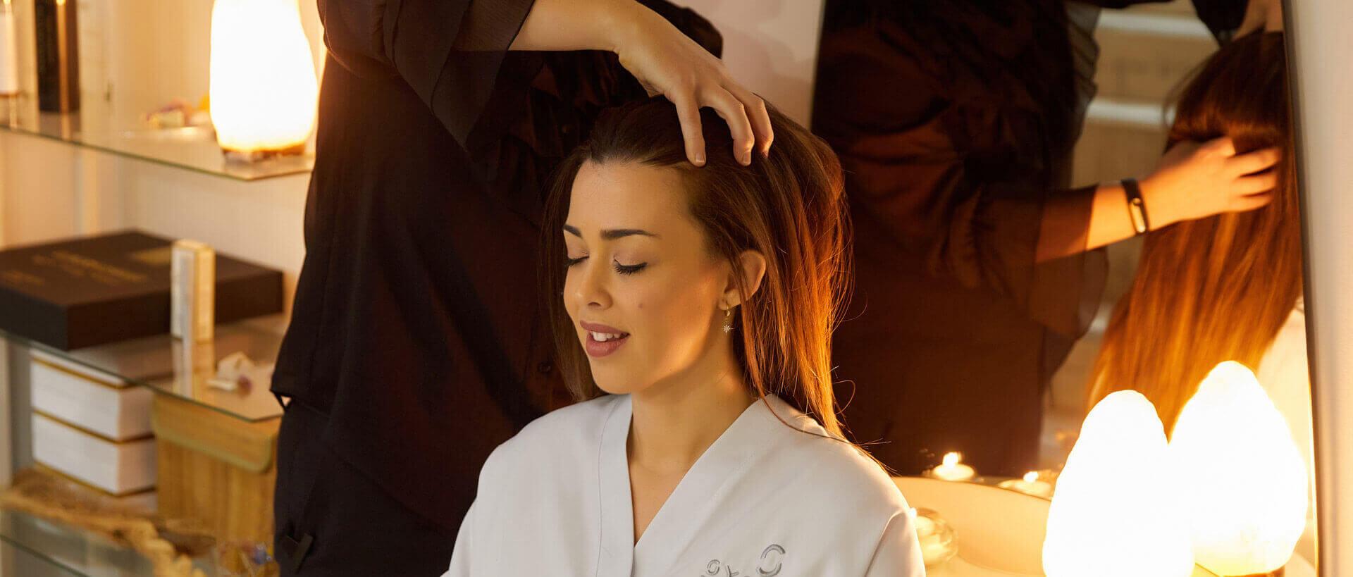 Tratamientos de peluquería en Donostia San Sebastián Esther Ileapaindegia